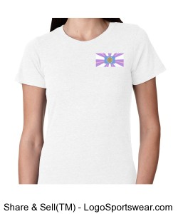 Next Level Ladies T-Shirt Design Zoom